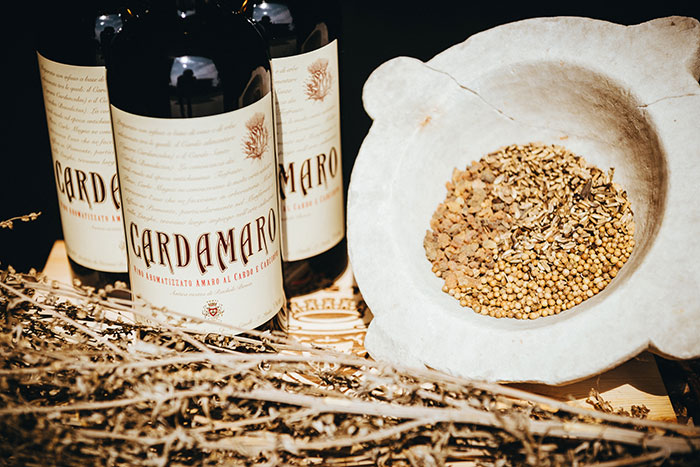 cardamaro old fashioned